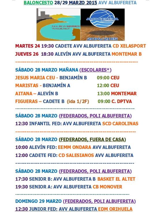 horarios2829marzo2015