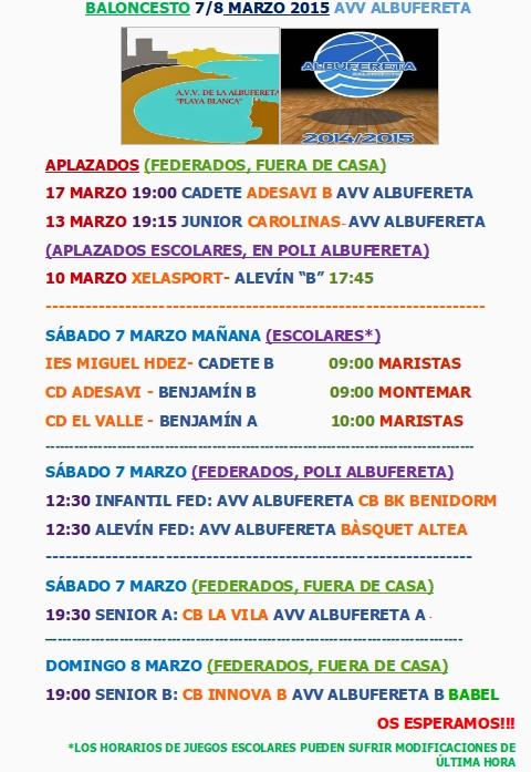 horarios7-8marzo