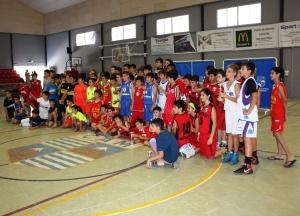 Participantes torneo CA Montemar