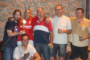 Pachanga Albufereta, campeones