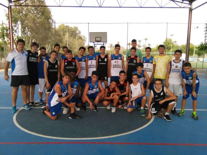 Cadete B vs Agustinianos