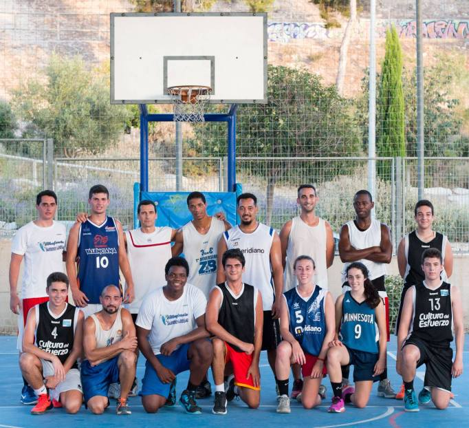 Colegas del Basket vs Believers