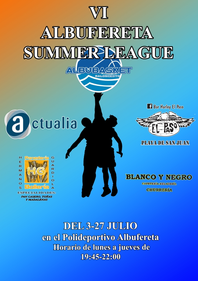 Cartel Summer league3